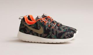 """Nike Roshe Run """"Tiger Camo"""""""