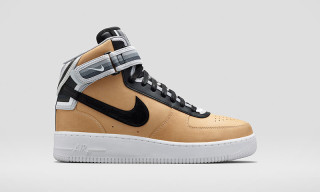"The Third and Final Nike + R.T. Air Force 1 ""Beige"" Collection"