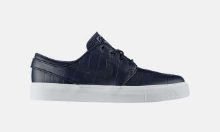 "Nike SB Zoom Stefan Janoski ""Blue Croc"""