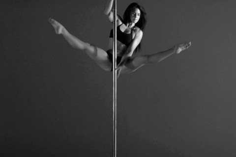 watch pole dancers in slow motion in pole positions highsnobiety