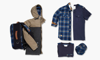 O'Neill x Pendleton Fall/Winter 2014 Collection
