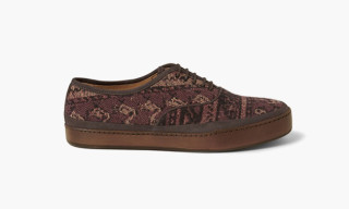 Paul Smith Rug Tapestry Sneakers