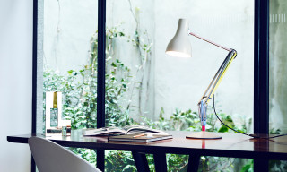 Paul Smith x Anglepoise Type75 Special Edition Table Lamp