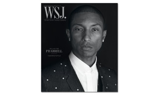Pharrell Williams for 'WSJ.' Magazine Men's Style September 2014 by Peter Lindbergh
