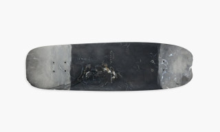 "Rick Owens Creates ""RICKBOARD"" Skate Deck"