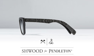 "Shwood for Pendleton ""Canby"" Sunglasses"