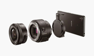 Sony Expands Lens-Style Camera Line with Interchangeable Lens and 30x Zoom Models