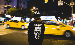 SSUR Fall 2014 Lookbook by WATCHxWITNESS