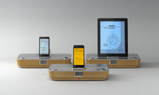 Apple and Android Tube Amplifier by Stefan Radev & Partners