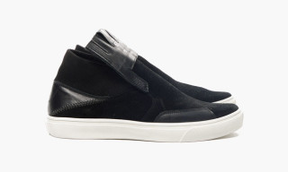 Stone Island Shadow Project Step-On Slip-On Sneaker