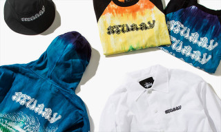 Stussy x Wes Humpston Fall 2014 Capsule Collection