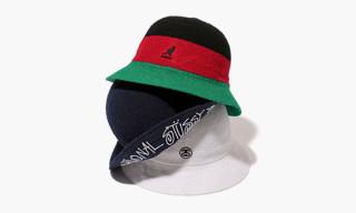 Stussy x Kangol Bermuda Casual Hats