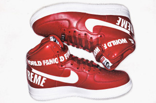 supreme x nike air force 1 hi pack