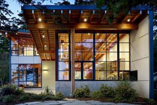 The Davis Residence by Miller Hull