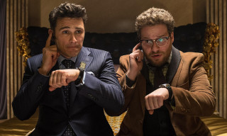 Watch the Official Red Band Trailer for 'The Interview' starring Seth Rogen and James Franco