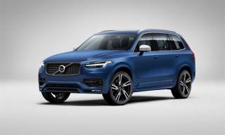 Volvo Unveils Sporty 2015 XC90 R-Design