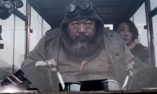 "Watch Chinese Artist Ai Weiwei in the Sci-Fi Short Film ""The Sand Storm"""