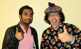 Watch Nardwuar Interview Aziz Ansari