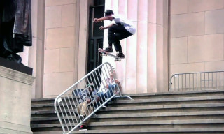 "Watch William Strobeck's New Skate Film ""JOYRIDE."""
