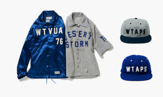 WTAPS x Ebbets Field Flannels Fall/Winter 2014 Capsule Collection