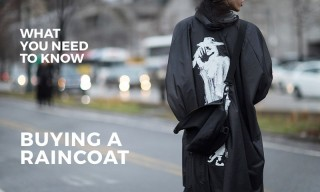 Here's Everything You Need to Know Before Buying a Raincoat This Season