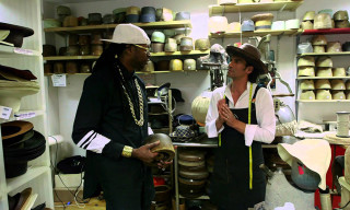 Watch 2 Chainz Try On a $25,000 Hat in GQ's 'Most Expensivest Shit'