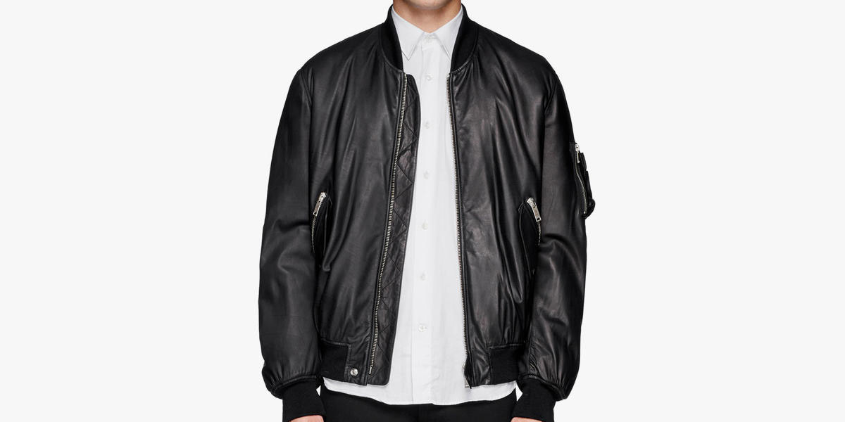 Men&39s Leather Jackets: What to Check Before You Buy | Highsnobiety