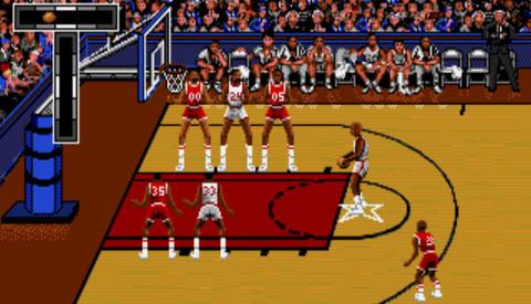 best sega genesis sports games