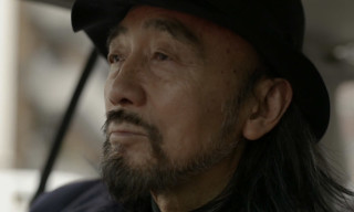 "An Intimate Portrait of Yohji Yamamoto in ""Getting There"""