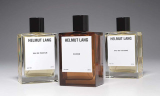 Helmut Lang Relaunches Three Signature Fragrances