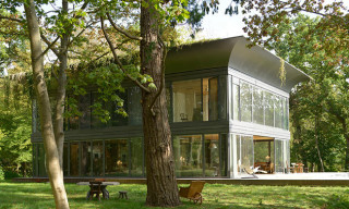 P.A.T.H. House by Philippe Starck & Riko