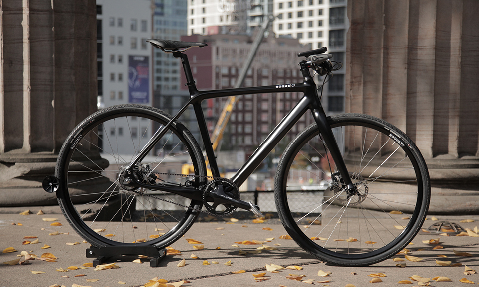 Rogue C6 Belt Drive Commuter Bicycle