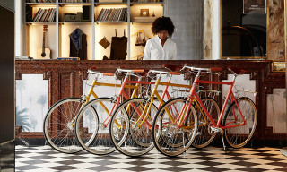 A First Look at the Ace Hotel x Tokyobike Collaborative Bicycle