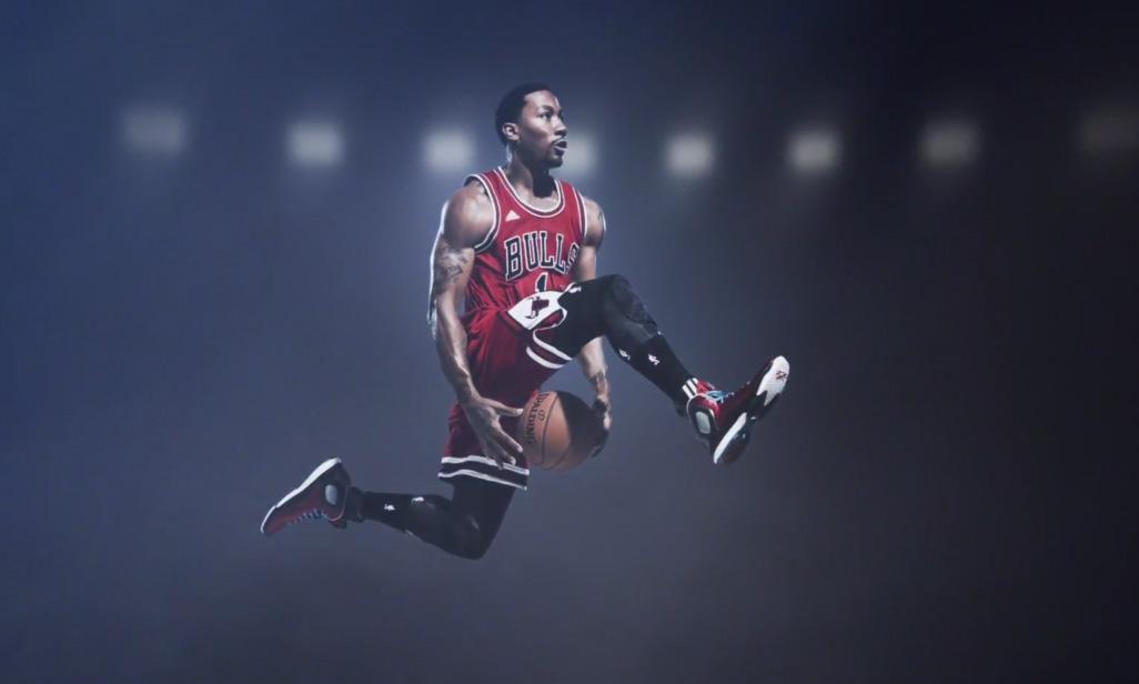 Adidas Derrick Rose Shoe Contract
