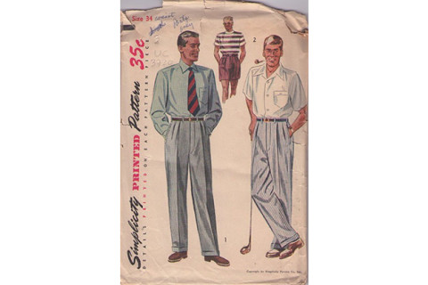 High And As If A Sartorial Fast Ball An Indication Of What Was Deemed Socially Acceptable It Related To Where Pair Pants Should Sit
