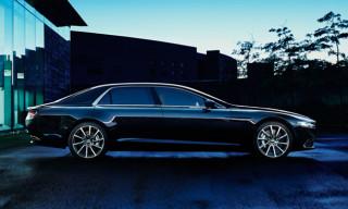 Aston Martin Unveils 2015 Lagonda Sedan