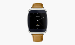 ASUS Introduces ZenWatch, the First ASUS Wearable Device Powered by Android Wear