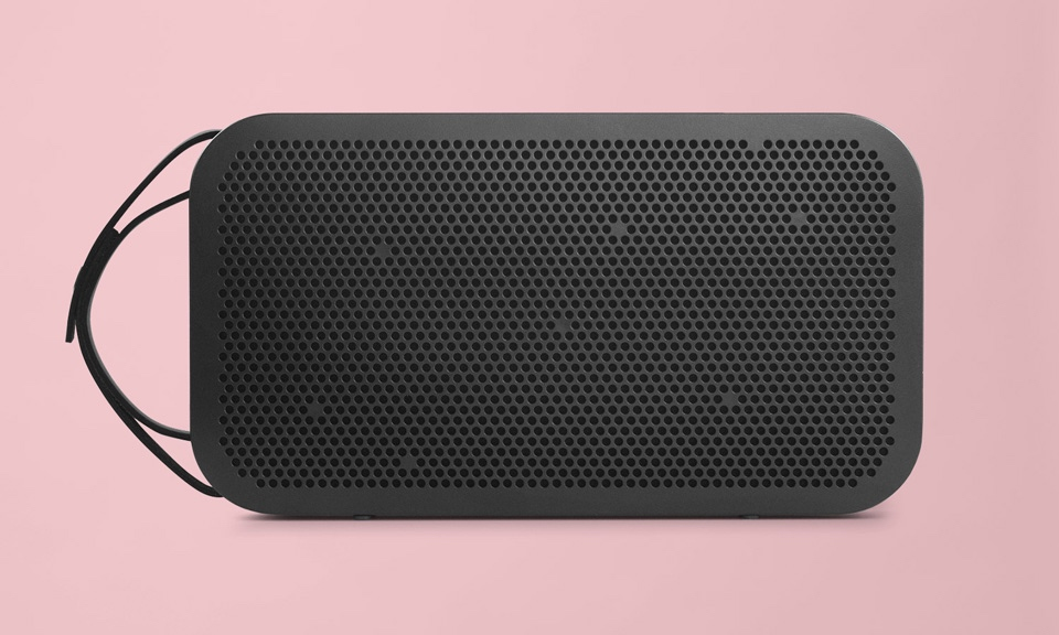b o play beoplay a2 bluetooth speaker highsnobiety. Black Bedroom Furniture Sets. Home Design Ideas