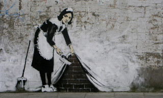 Banksy's Arrest in London Proves to be Hoax