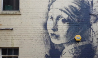 Banksy Proves He Hasn't Been Arrested, Puts Up New Piece in Bristol