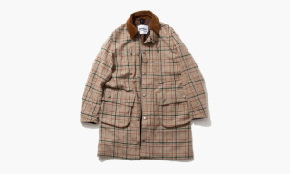 Barbour x White Mountaineering Fall/Winter 2014 Capsule Collection
