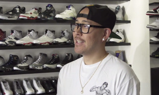 Watch Ben Baller Go Sneaker Shopping