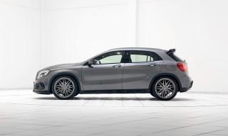 Brabus Reveals Mercedes-Benz GLA-Class AMG