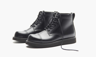 Broken Homme Fall/Winter 2014 Aaron Boot