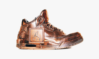 Solid Bronze Air Jordan Artworks by Msenna
