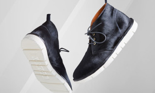 Buttero x Vibram Fall/Winter 2014 Boots
