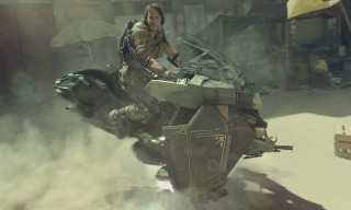 "Watch the Official ""Discover Your Power"" Live-Action Trailer for 'Call of Duty: Advanced Warfare'"