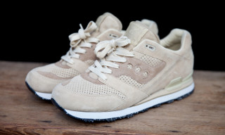 Club Monaco x Saucony Fall 2014 Courageous