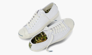 Converse x Mo' Wax Jack Purcell Sneakers