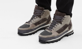Dries Van Noten Hiking Boot